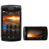 New BlackBerry Storm2 9520 -2 GB - Black (Unlocked) Smartphone Sealed Box