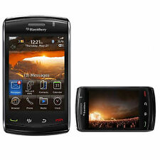 New BlackBerry Storm2 9520 -2 GB - Black (Unlocked) Smartphone Sealed Box