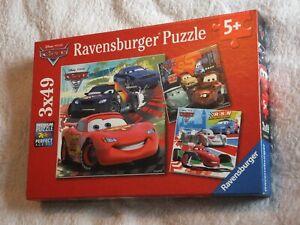 Cars - Disney Pixar - Ravensburger Puzzle - Jigsaw