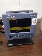 ASPECT MEDICAL BIS A-2000 185-0070 PATIENT MONITOR BIOSPECTRAL Index Monitor