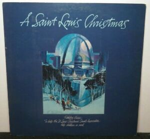 A SAINT LOUIS CHRISTMAS (VG+) TS-74-792  VINYL LP RECORD