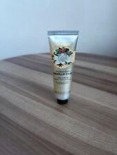 The Body shop  vanilla chai  hand cream 30ml New