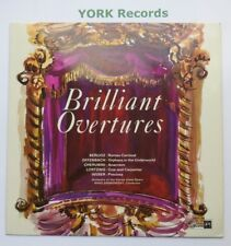 SMS 2441 - BRILLIANT OVERTURES - SWAROWSKY Vienna State Opera Orc - Ex LP Record