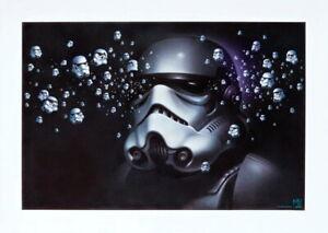 Tsuneo Sanda Signed 2015 Star Wars Celebration VII Art Print AP / Artist Proof