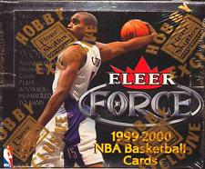 1999 Fleer Force SEALED BOX (24 Packs) Michael JORDAN, Kobe Bryant Auto PSA 10?