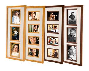 Amdal Holz Galerie Buche Espresso 10x15 13x18 15x20 Bilderrahmen Fotorahmen