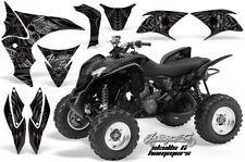 ATV Graphics Kit Quad Decal Sticker Wrap For Honda TRX700XX 2009-2015 HISH BLACK