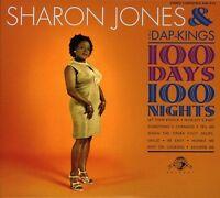 Sharon Jones, Sharon Jones & the Dap-Kings - 100 Days 100 Nights [New CD] Digipa