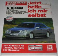 Reparaturanleitung Mercedes E-Klasse W210 Diesel + CDI, Baujahre 1995 - 2002