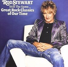 Great Rock Classics of Our Time by Rod Stewart CD NEW