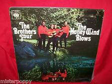THE BROTHERS FOUR The Honey Wind Blows LP 1965 AUSTRALIA MONO EX Bob Dylan