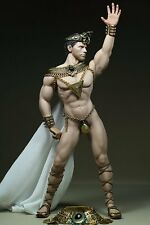 Steel Skeleton Male Egyptian Prince Clothes 1/6 Scale Set For Phicen M34 Body
