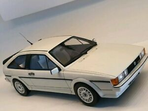 Ottomodels Ottomobile VW Volkswagen Scirocco Scala weiß 1:18 NEU OVP