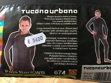 Maglia Termica Tucano Urbano Polo Nord WB 674 moto Scooter antivento Tg XXL