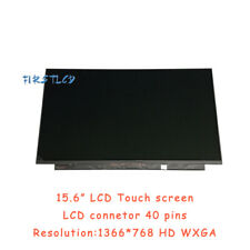 """HD 15.6"""" HP Pavilion 15-CS0010NR 15T-CS000 LCD Touch Screen Assembly Repalcement"""
