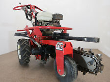2013 Barreto 712 Micro Trencher- Only 106 Hours on it! Free Shipping!