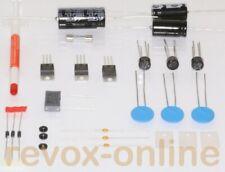 Reparatursatz Netzteil für Revox B790 mit 3 PTCs und Plan