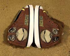 Heelys X2 Zoo Crew X2 Orangutan Double Wheeled Size 3 Youth Shoes With Wheels