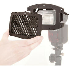 Lastolite Strobo Direct to Flashgun Mount Honeycomb Grid Starter Kit (LL LS2606)