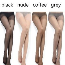 Women Sheer Tights Stocking Panties Pantyhose 4 Colors Long Stockings