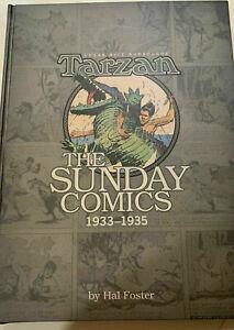TARZAN: The Sunday Comics EDGAR RICE BURROUGHS1933-1935~DARK HORSE HARDCOVER NEW
