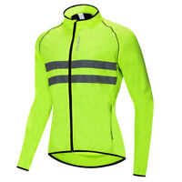MagiDeal Cycling Jacket Jersey Riding Sporting Bicycle Bike Wind Coat Shirt