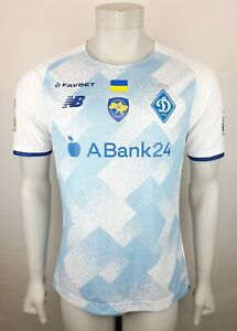Dynamo Dinamo Kiev Kyiv match worn shirt jersey maglia camiseta trikot 2021/22