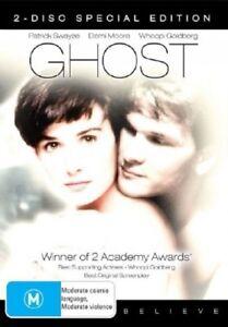 GHOST starring Patrick Swayze (2-disc DVD set, 2007)