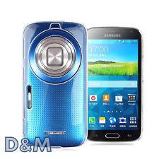 Cover Samsung Galaxy K Zoom S5 Zoom Custodia Per Case TPU TRASPARENTE