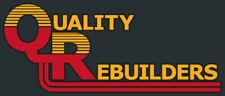 CV Axle Shaft-w/o ABS Left Quality Rebuilders 93368