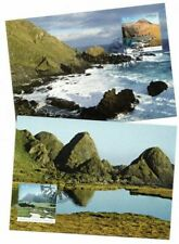 2010 Australia Macquarie Island - AAT SG 193/6 Maxi Cards Set of 4