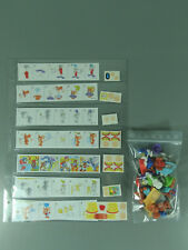 steckis: TOM UND JERRY UNIONE EUROPEA 1998 - Set completo + Tutte BPZ + I FILM