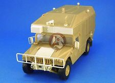 Legend 1/35 IDF HMMWV Humvee Ambulance Conversion (for Academy Ambulance) LF1126