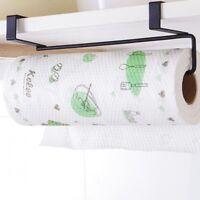 Kitchen Roll Paper Towel Holder Rack Cabinet Wall Under Dispenser Hanger Mount