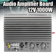 12V 1000W Mono Car Audio High Power Amplifier Board Powerful Bass Subwoofer Amp