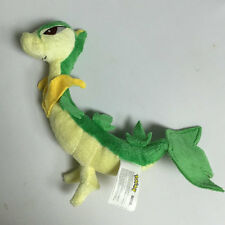 "NEW Original POKEMON  series Snivy 6"" Stuffed Plush doll toy free ship"
