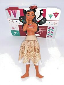 2018 Disney SKETCHBOOK Ornament - MOANA
