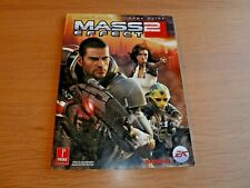 PRIMA OFFICIAL GAME GUIDE – MASS EFFECT 2