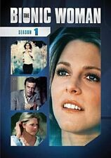 Bionic Woman Season One 0025192064890 With Lindsay Wagner DVD Region 1