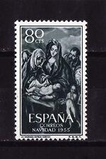 EDIFIL 1184   Navidad 1955    -  NUEVO SIN FIJASELLOS -  MNH**