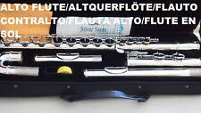 YAMA. Alto Flute  Flûte alto en Sol Flauto contralto Flauta alto straigt+curved