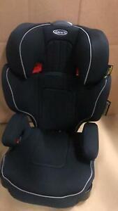 7549 GRACO ASSURE GROUP 2/3 CHILDS CAR SEAT - BLACK - BNIB