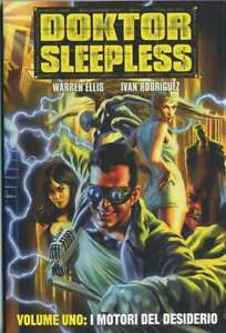SC01 - Fumetto - Panini Comics - Doktor Sleepless 1 - Come Nuovo !!!