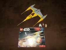 LEGO ® Star Wars - 7660-naboo n-1 starfighter and Vautour Droid-avec ba