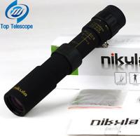 Binoculars Nikula 10-30x25 Zoom Monocular High Quality Telescope Pocket Free