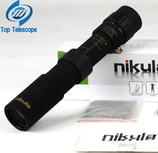 Binoculars Nikula 10-30x25 Zoom Monocular High Quality Telescope Pocket Free