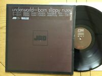 "Underworld: Born slippy Nuxx: 12"" single Near Mint Vinyl: Free UK Post"
