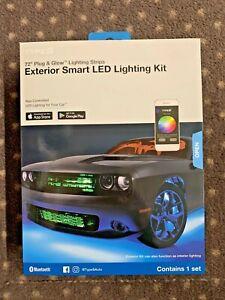 "TypeS  72"" Plug&Glow Lighting Strips Exterior Smart LED Lighting Kit Bluetooth"