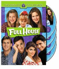 FULL HOUSE - COMPLETE SEASON 5   -  DVD - UK Compatible - New & sealed