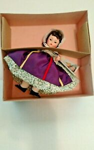 """Vintage Madame Alexander Doll 8"""" CANADA #560 Mint in Box"""